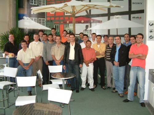 Treinamento em Rádio Frequencia realizado em São Paulo